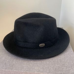 Borsalino Italian vintage fur felt fedora